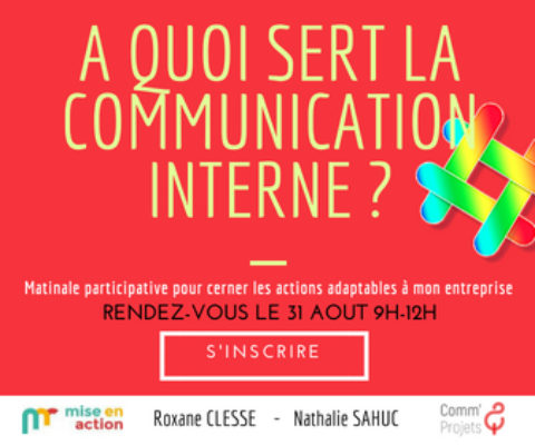 La communication interne? Demain je m'y mets!